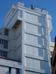 grey tower block (11 Apr 2011)