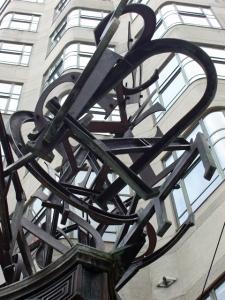 scrabble sculpture (03 Dec 2012)