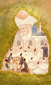 """Mewlānā"" – Jalal ad-Dīn Muhammad Rumi (1207-1273)"