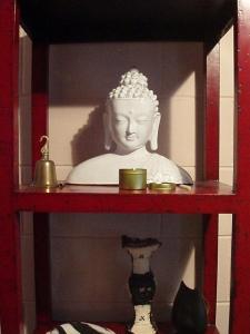 head of Buddha (17 Sep 2012)