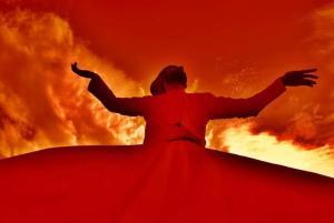 rumi flames