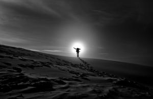Rumi image by Sandra Lesvigne