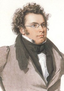 Franz Schubert (31 Jan 1797 – 19 Nov 1828)
