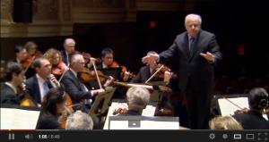 Slatkin conducting Barber