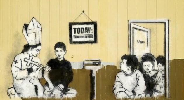 Banksy and Baudrillard