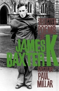 Selected Poems of James K Baxter; Paul Millar (cover)